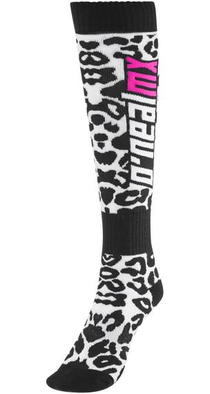 ONeal Pro MX Sock Wild black/white/pink